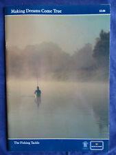 Vintage HARDY Publicité pêche catalogue Tackle guide non daté mais Circa 1997