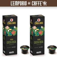 100 Capsule Caffè Caffe Caffitaly System Cagliari Monorigine Puro Costa Rica