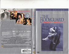 The Bodyguard-1992-Kevin Costner-Movie-DVD