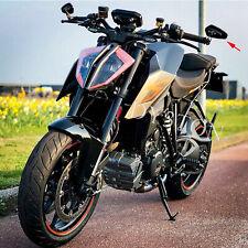 Mango Bar End Espejos Motocicleta Espejos Laterales De Visión Trasera Para KTM 390 690 Duke