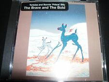 Tortoise And Bonnie Prince Billy The Brave And The Bold AUST CD - Like New