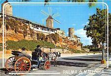 BG27598 types chariot mallorca palma paseo maritimo molinos del jonquet   spain