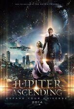 "Jupiter Ascending poster (a) 11"" x 17"" Channing Tatum poster, Mila Kunis poster"