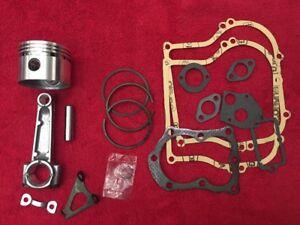 ENGINE REBUILD for BRIGGS and STRATTON 5HP Standard piston