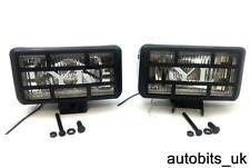 12V Universale Auto Van Suv ALOGENA 4x4 OFFROAD chiaro Nebbia Spot Luci Lampade 180X95