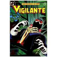 Vigilante (1983 series) #12 in Very Fine + condition. DC comics [*13]