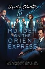 Agatha Christie Murder on The Orient Express Paperback 2017 Poirot