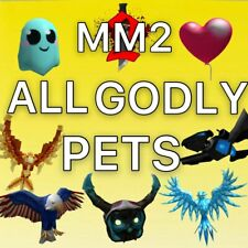 MM2 Roblox - ALL GODLY PETS FAST AND CHEAP (Read Desc)