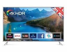 CELLO 65 INCH SMART TV LED 4K HDR 4 x HDMI 2 x USB MADE IN THE UK