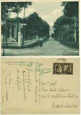 GG1277-MARINA DI PIETRASANTA ( FIUMETTO) VIALE DON BOSCO, LUCCA, 1941