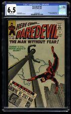 Daredevil #8 CGC FN+ 6.5 Off White