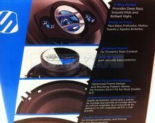 6.5 Car Speakers Rear Door 4way 200w 4ohm 6504-RD (B)