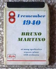 35629 Stereo 8 - Bruno Martino - I remember 1940 - Ariston rec.