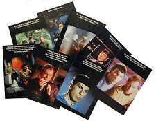 1986 Star Trek Greeting Cards Set of 8 #1