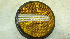 1978 Kawasaki KZ400 KZ 400 K196-1. single amber reflector