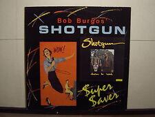 BOB BURGOS SHOTGUN SUPER SAVER ROCKABILLY TEDS LP