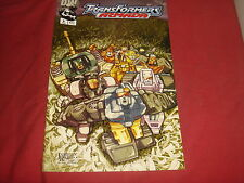 TRANSFORMERS : ARMADA #8 Dreamwave Comics - 2003  NM-