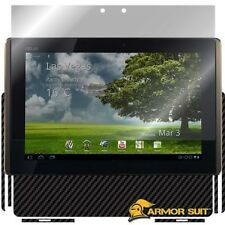ArmorSuit MilitaryShield ASUS Eee Pad Transformer Screen + Black Carbon Fiber
