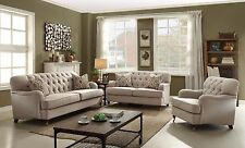 Acme Alianza Stylish Sofa and Loveseat Furniture 52580