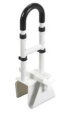 Bath Tub Safety Grab Bar Height Adjustable Bathroom Shower Tub Support Grip Rail