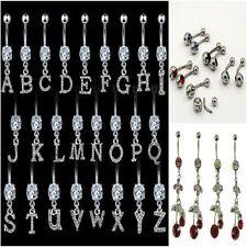 Unbranded Navel Piercing Jewellery Rhinestone