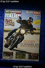 MO Numéro Spécial Motocyclette en Italie Nr.19 Ducati Embrouilleur Mv Agusta 500