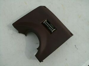 78-88 BUICK PARK AVENUE LEFT DASH LOWER STEERING COLUMN COVER HEATER A/C VENT