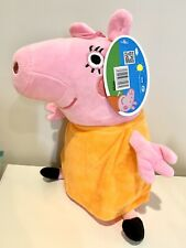 Peppa Pig Family Mommy Pig Plush Toy Stuffed Doll US Seller Condition:New