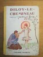 BIBLIOTHÈQUE ROSE illustrée 1931 COMTESSE DE Ségur DILOY LE CHEMINEAU TBE
