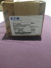 A201K2CA NEW IN BOX - Eaton, Size 2 Contactor with 120VAC Coil 3 Pole
