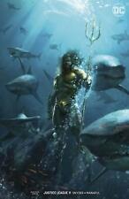 Justice League #11 B Mattina Aquaman Movie variant VF+/NM+