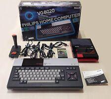 Retro Computer Vintage Philips VG 8020 MSX BASIC - Ordenador MSX game (1983)