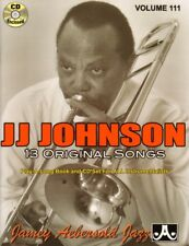Jamey Aebersold Jazz Play-Along 111 J.J. Johnson Noten mit CD