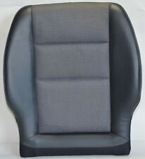 Seat Mercedes W204 Cover Seating Surface Partially Leather Front Right Original