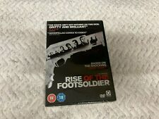 rise of the footsoldier DVD, 2007 new sealed same day dispatch