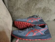 Men's Asics FREQUENT TRAILCarbon Red Trail Running Shoes Size 9.5