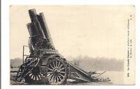 la grande guerre artillerie lourde allemande  le mortier de 420