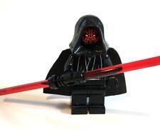 Lego Star wars figura Darth Maul 7663 7151 7101 se adapta a 7961 75096