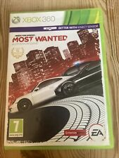 Need for Speed: Most Wanted (XBOX 360) USK 7+ Racing: Auto schnelle und kostenlose P & P