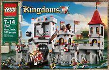 Lego Kingdoms King's Castle 7946 Out of Print Rare NISB