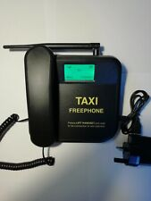 BLACK GSM T100 Taxi Free Phone FreePhone Autodial DPH500 NEW 3G Any Sim Version