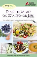 Diabetes Meals on $7 a Day - Or Less! : How to Plan Healthy Menus Without Break…