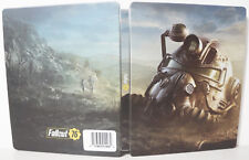 Fallout 76 Collectible Steelbook RARE (NO GAME) (PS4 / Xbox One) - BRAND NEW