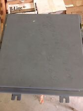 """Hoffman 16""""x16""""x7.5"""" Enclosure Type 12 And 13"""