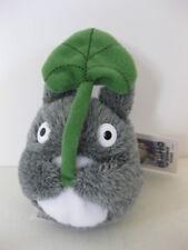 "My Neighbor TOTORO with Leaf Bean Bag, 4.5"" Plush"