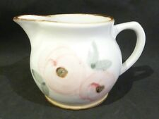 ROBERT GORDON  ORCHARD BLOSSOM  MILK JUG 12.5  cm high