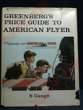 GREENBERG'S Price Guide To American Flyer FIRST EDITION 1980