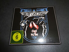 Enforcer -  Live By Fire CD + DVD DIGI