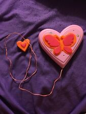 Girl Stuff Door Bell Girls Pink Butterfly Girls Room Fun Kids Needs Repair