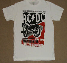 AC/DC High Voltage Live Manchester 1976 Shirt Officially Licensed